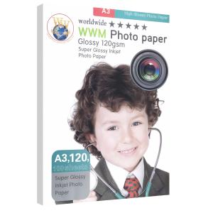 کاغذ 120 گرم WWM A3