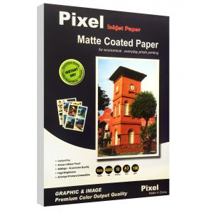 کاغذ 190 گرم مات پیکسل A3