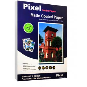 کاغذ 190 گرم مات پیکسل A4