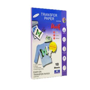 کاغذ 150 گرم سابلیمیشن یونیک
