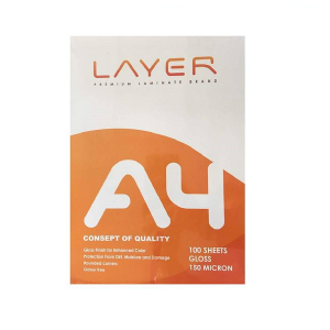 ترنسپرنت ۱۵۰ میکرون لایر
