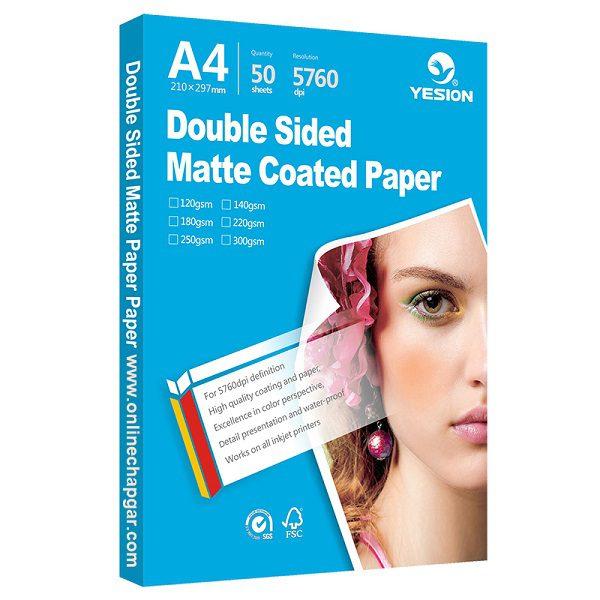 کاغذ 200 گرم ادیتور دورو مات