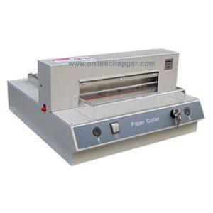 دستگاه برش کاغذ اتوماتیک برقی مدل 302A