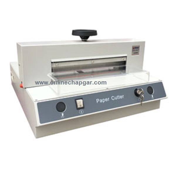 دستگاه برش کاغذ اتوماتیک برقی مدل 320 MS