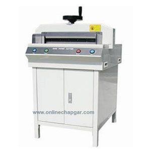 دستگاه برش کاغذ اتوماتیک برقی مدل 406