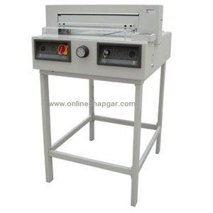 دستگاه برش کاغذ اتوماتیک برقی مدل 450