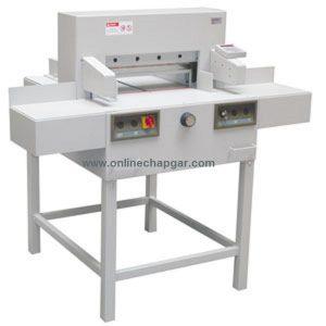 دستگاه برش کاغذ اتوماتیک برقی مدل 480