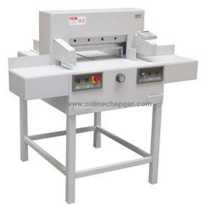 دستگاه برش کاغذ اتوماتیک برقی مدل 650
