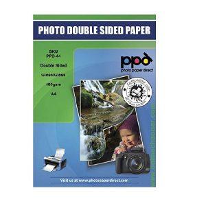 کاغذ عکس 180 گرم ppd
