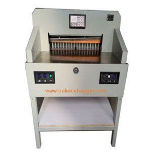 دستگاه برش کاغذ اتوماتیک برقی مدل 402