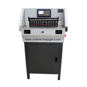 دستگاه برش کاغذ اتوماتیک برقی مدل 460