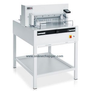 دستگاه برش کاغذ اتوماتیک برقی مدل 5255