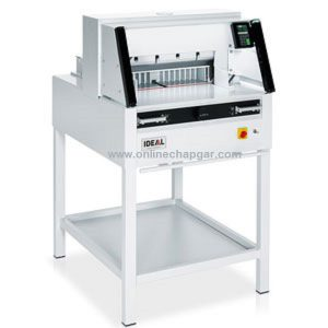 دستگاه برش کاغذ اتوماتیک برقی مدل 5260