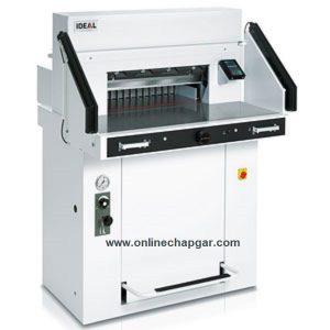 دستگاه برش کاغذ اتوماتیک برقی مدل 5560ال