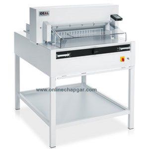 دستگاه برش کاغذ اتوماتیک برقی مدل 6655
