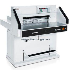 دستگاه برش کاغذ اتوماتیک برقی مدل 7260