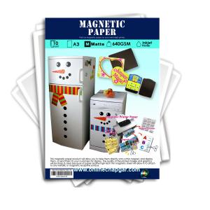 کاغذ مگنت دار سوپر انلاین چاپگر
