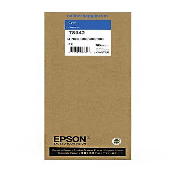 کارتریج پلاتر اپسون T8042 انلاین چاپگر