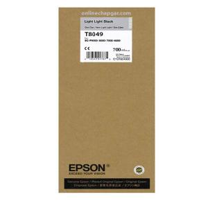 کارتریج پلاتر اپسون T8049 انلاین چاپگر